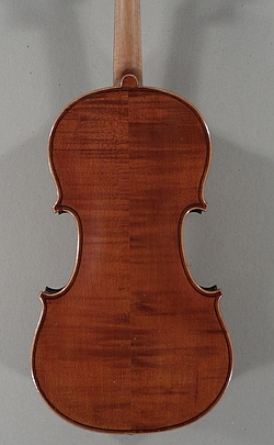 Violon demi Laberte. Fond.