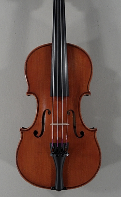 Violon demi Laberte. Table.