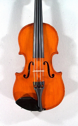 Violon quart Médio-Fino de Mirecourt. Table.